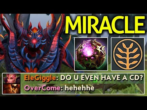 Miracle- Dota 2 [Shadow Fiend] WHAT A PLAY M-GOD!?