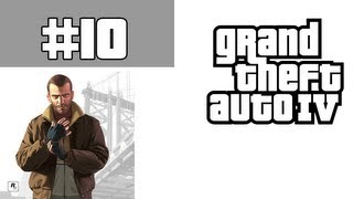 Grand Theft Auto 4 Walkthrough / Gameplay with Commentary Part 10 - The Unhelpful Bus