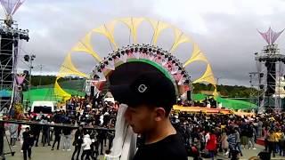 Biểu diễn ca múa nhạc ngày Festival hoa Đà Lạt 2017 - Phần 2