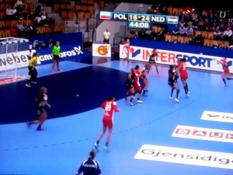 Piłka Ręczna Polska -Holandia