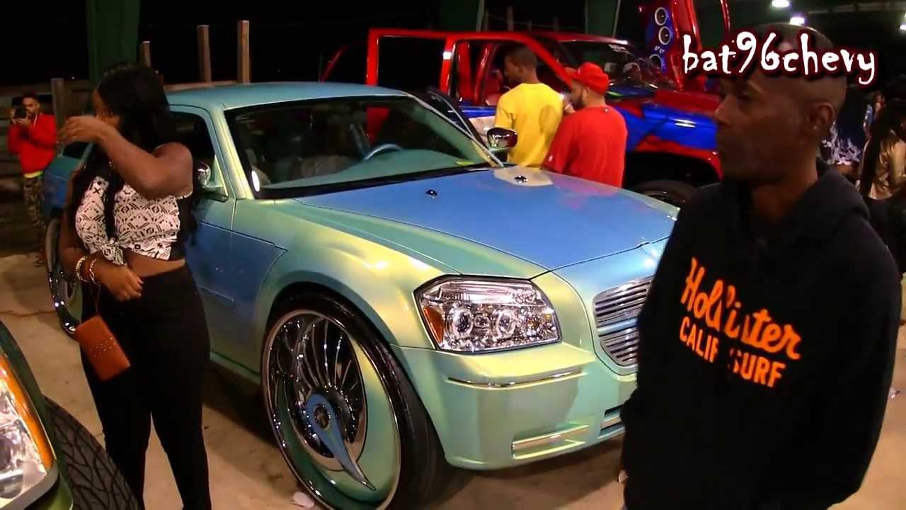 Outrageous Bondi Beach Amp Daytona Beach Dodge Magnum On 30