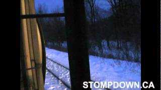 Train Graffiti - SDK - Stompdown Killaz - Ephin