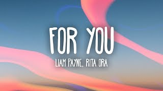 Download Lagu Liam Payne, Rita Ora - For You (Lyrics) Gratis STAFABAND