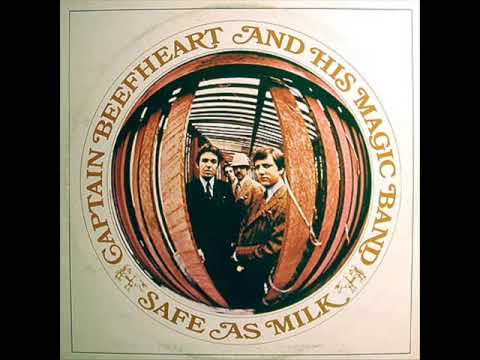 Captain Beefheart And His Magic Band - Abba Zabba