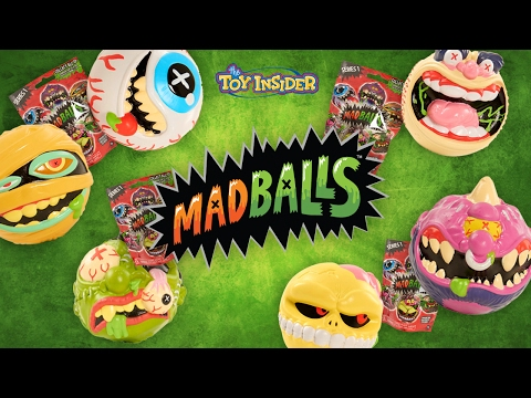 THE RETURN OF MADBALLS!!! | A Toy Insider Play by Play