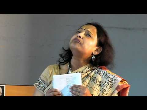 Kamelia Nath's Recitation - Norwich Rabindra Jayanti 2012 video