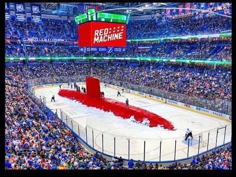 Овертайм. Хоккей Россия Германия 2018.
