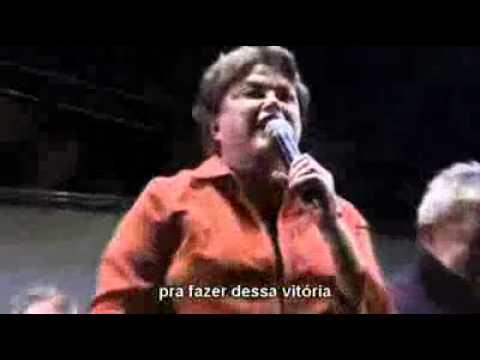 Dilma Rousseff no rock pesado