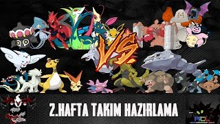 Pokemon Wifi Savaşı ACL- Kansas City Yveltals Vs Santalune City Staraptor Takım Kurma