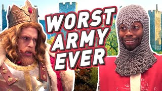 WORST ARMY EVER