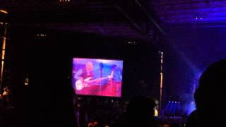 Zac Brown Band Bass solo