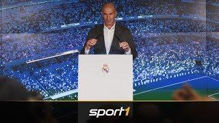 50 Millionen! Erster Star-Transfer für Zidane ist fix | SPORT1 - TRANSFERMARKT