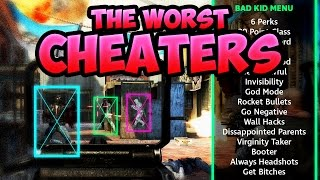 Bo2 SnD These are the WORST Cheaters...