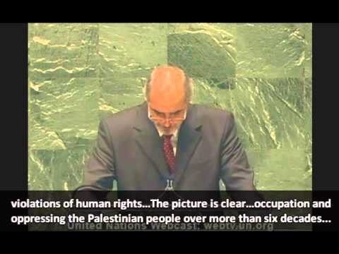 "How the UN General Assembly upgraded ""Palestine"" to a ""non-member observer state"" (long version)"