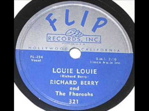 an analysis of richard berrys song louie louie