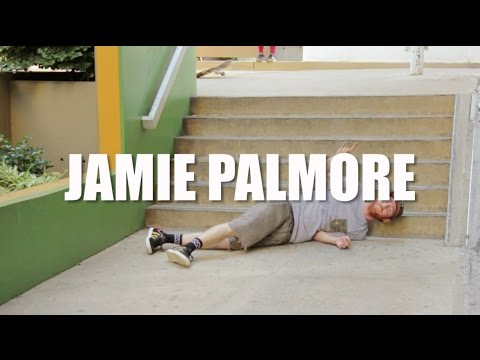 SK8MAFIA VIDEO 2016 JAMIE PALMORE