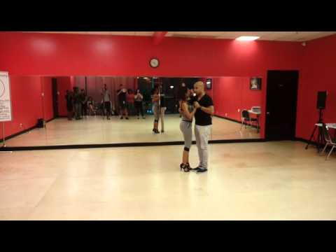 Kizomba Klass w/Troy Anthony & Tanya Yvonne (Review 26)