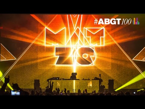 Mat Zo at #ABGT100 Madison Square Garden