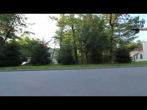 Bustin Boards Downhill and Freeride Session - Upstate New York