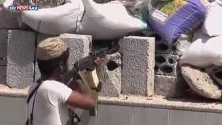 حرب شوارع في ضواحي عدن