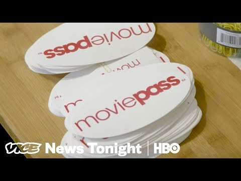 MoviePass Is Trying To Save Movie Theaters, But It Needs To Save Itself First (HBO)