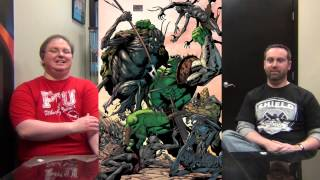 Alter Ego Comics TV: 20 Greatest Marvel Graphic Novels: Part 1 plus The March Madness Finale
