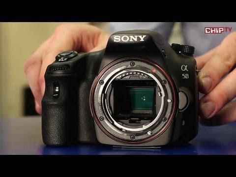 Sony Alpha 58 SLT-A58 Handson Praxis-Test Deutsch   CHIP