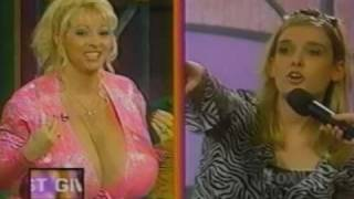 Maxi Mounds on the Jenny Jones Show