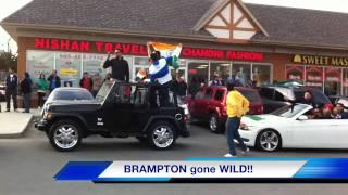 Brampton Gone Wild