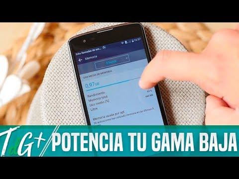 Cómo potenciar tu Android gama baja | Sin Root