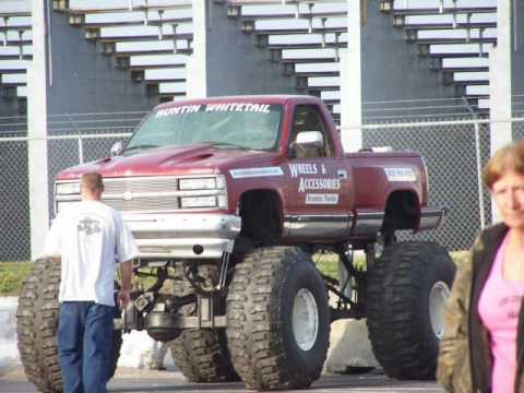 Lifted Trucks Vol. 3 Video