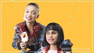 download lagu Naura & Zizi - Sang Juara | Official Song Asian Para Games 2018 gratis