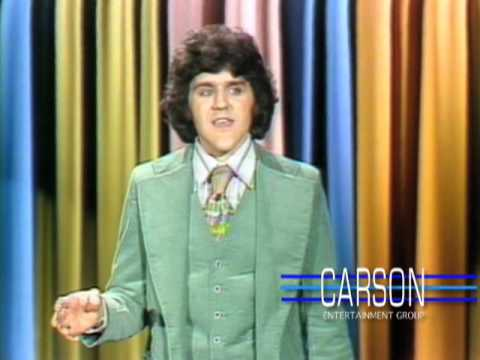 Jay Leno's First Stand-up Appearance on
