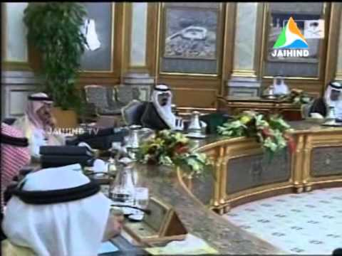 Obama Visit KSA, Riyadh, Middle East Edition News, 26.03.14, Jaihind TV, Anoop Gopinath