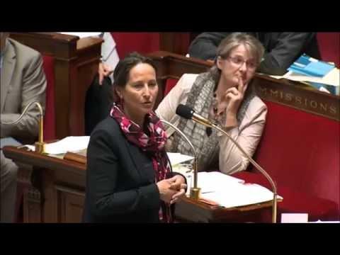 Ségolène Royal annonce le refus du permis de recherche d'hydrocarbures dans le Luberon