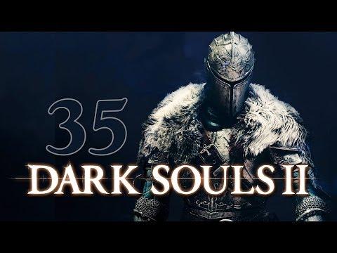 Part 35 - Let's Play DARK SOULS 2 (Blind) - Skeleton Lords!