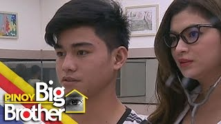 Pinoy Big Brother Season 7 Day 90: Yong, nagulat nang makita sina Angel, Sam at Zanjoe