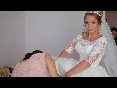 ВІДЕОЗЙОМКА 0976296085, 0951055330.ЗА КАДРОМ (м.Івано-Франківськ) Весілля  в  Україночці