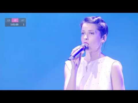 Sara Claro - Oniro Mou (Greece) Eurovision 2018 Stand-in rehearsal