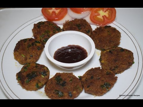 Mutton Kabab Recipe-Mutton Keema Kebab-Non-Veg Starter Recipe