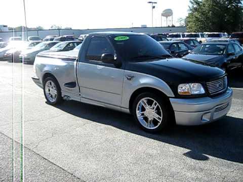 2000 Ford F150 Lightning at