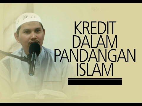 Kredit Dalam Pandangan Islam - Ust Dr.Erwandi Tirmidzi