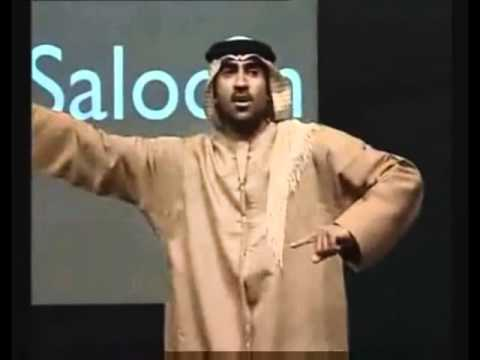 TEDxAjman - Ali Al Saloom - Cultural Identity