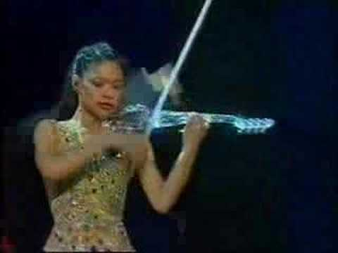 Vanessa Mae - Sabre Dance Music Videos