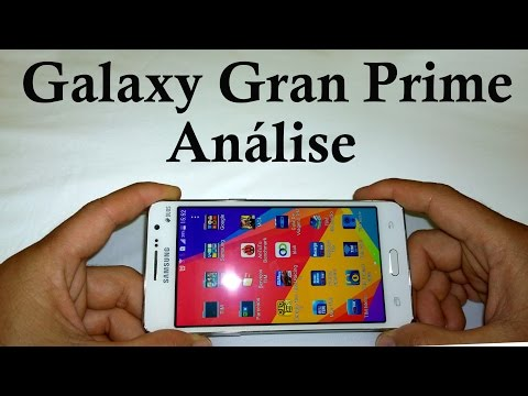 Galaxy Gran Prime Análise do Aparelho (Review BRASIL)