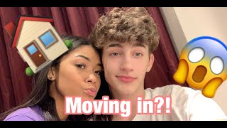 WE'RE MOVING IN TOGETHER? (Q&A)