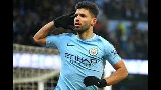 Sergio Aguero | Dẫn đầu danh sách vua phá lưới Ngoại Hạng Anh • Skills • Goal • Assist