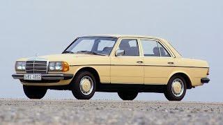 Mercedes-Benz W 123 - Development of a Legendary Youngtimer
