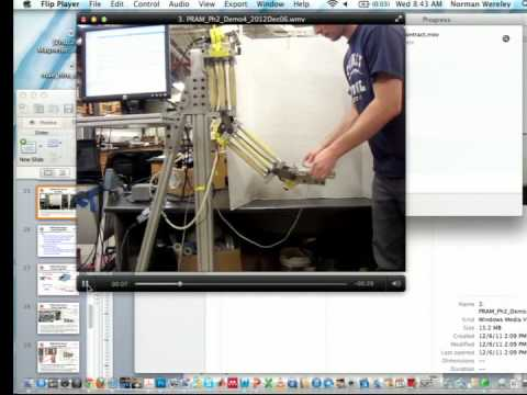 Norman Wereley: Bioinspired pneumatic artificial muscle actuator system design for aerospace and