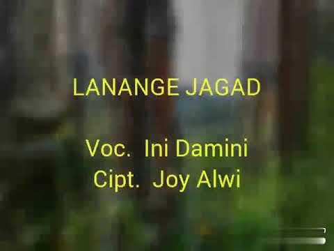 LANANGE JAGAD (Lyric)